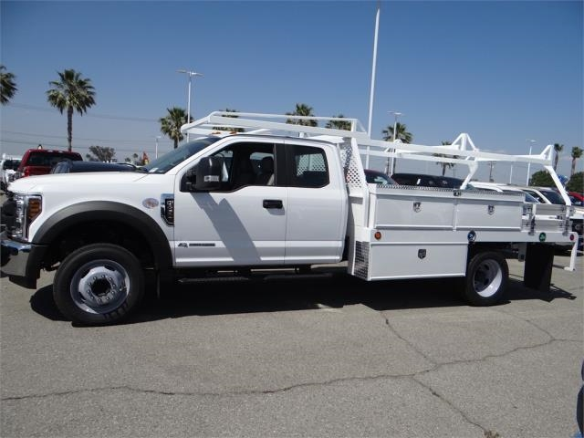 2018 F-450 Super Cab DRW, Scelzi Contractor Body #FJ2998 - photo 3