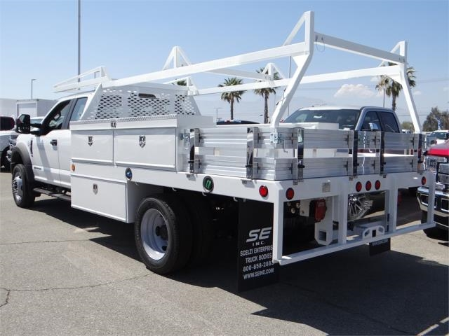 2018 F-450 Super Cab DRW, Scelzi Contractor Body #FJ2998 - photo 2