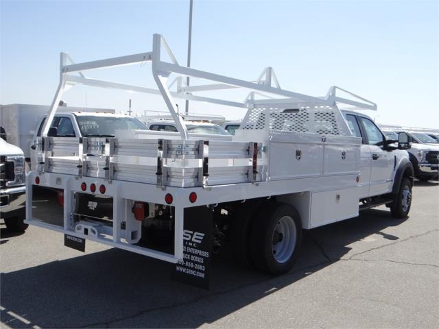 2018 F-450 Super Cab DRW 4x2,  Scelzi CTFB Contractor Body #FJ2998 - photo 4