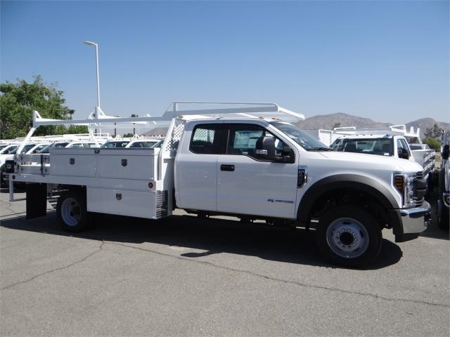 2018 F-450 Super Cab DRW, Scelzi Contractor Body #FJ2998 - photo 5