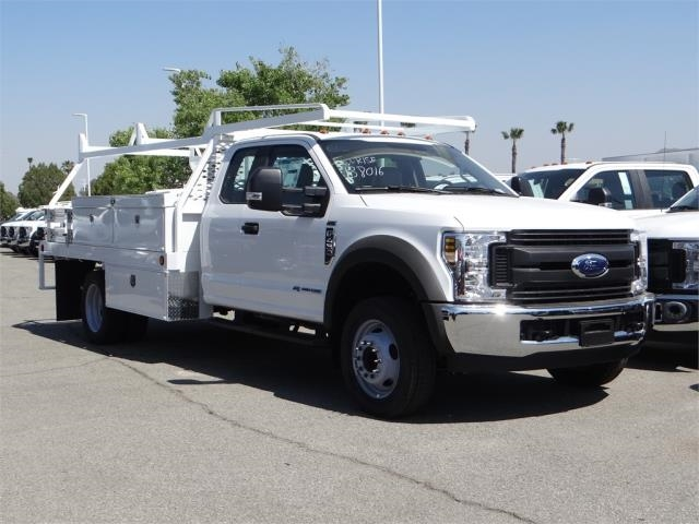 2018 F-450 Super Cab DRW, Scelzi Contractor Body #FJ2998 - photo 6