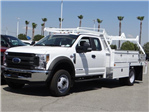 2018 F-450 Super Cab DRW, Scelzi Contractor Body #FJ2998 - photo 1