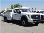 2018 F-450 Super Cab DRW 4x2,  Scelzi CTFB Contractor Body #FJ2998 - photo 6