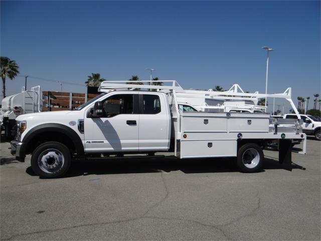 2018 F-450 Super Cab DRW, Scelzi Contractor Body #FJ3000 - photo 3