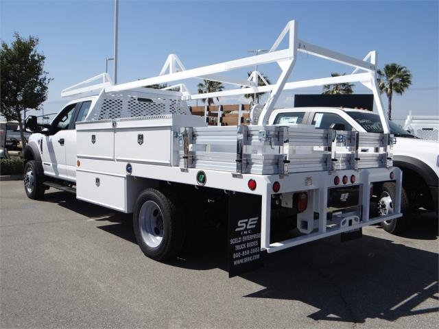 2018 F-450 Super Cab DRW, Scelzi Contractor Body #FJ3000 - photo 2