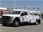2018 F-450 Super Cab DRW, Scelzi Contractor Body #FJ3000 - photo 1