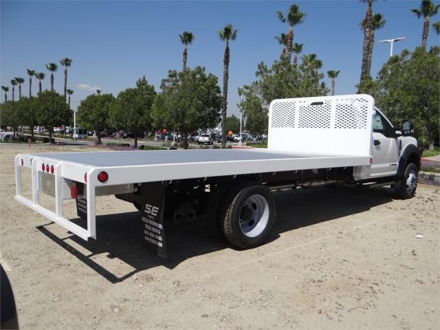 2018 F-550 Regular Cab DRW, Scelzi Flatbed #FJ3012 - photo 4