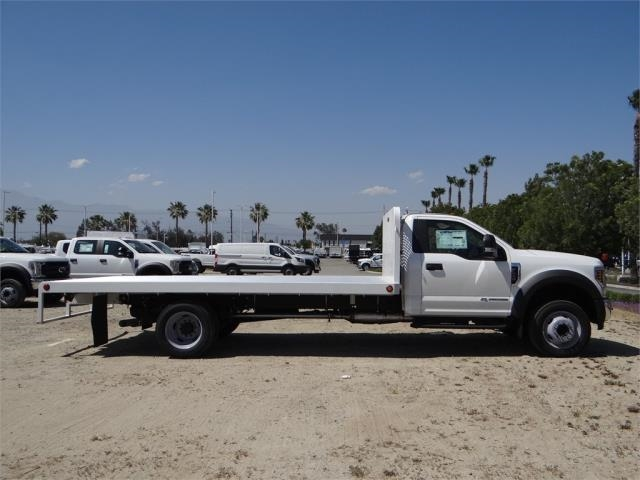 2018 F-550 Regular Cab DRW, Scelzi Flatbed #FJ3012 - photo 5
