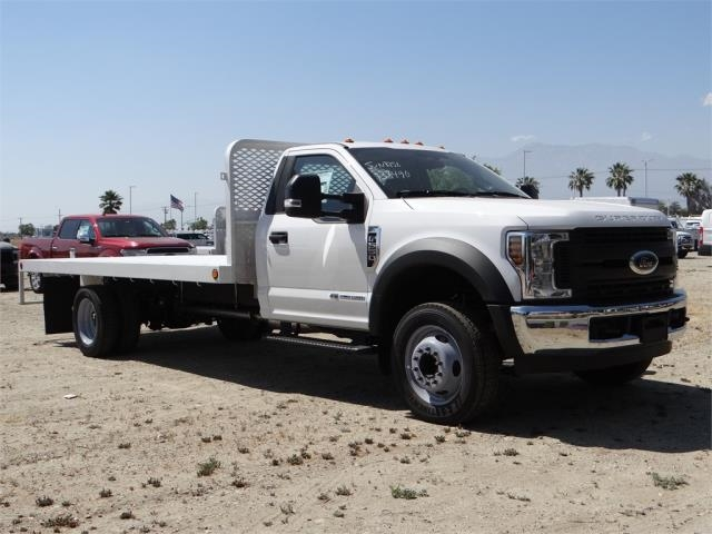 2018 F-550 Regular Cab DRW, Scelzi Flatbed #FJ3012 - photo 6