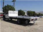 2018 F-550 Regular Cab DRW, Scelzi Flatbed #FJ3012 - photo 1