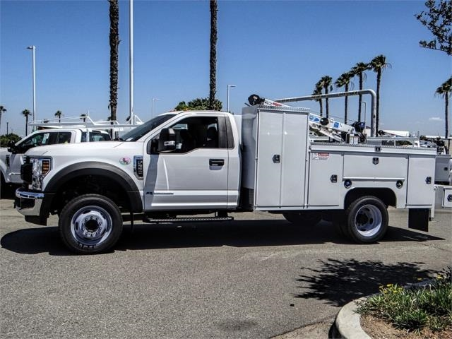 2018 F-550 Regular Cab DRW 4x2,  Scelzi Mechanics Body #FJ3270 - photo 2