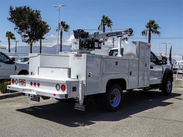 2018 F-550 Regular Cab DRW 4x2,  Scelzi Mechanics Body #FJ3270 - photo 4