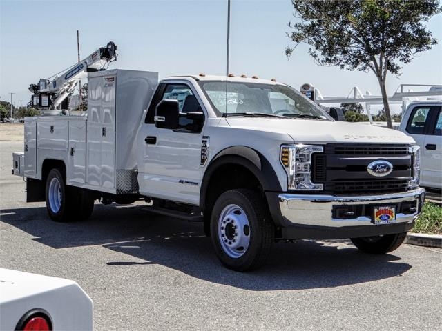2018 F-550 Regular Cab DRW 4x2,  Scelzi Mechanics Body #FJ3270 - photo 6