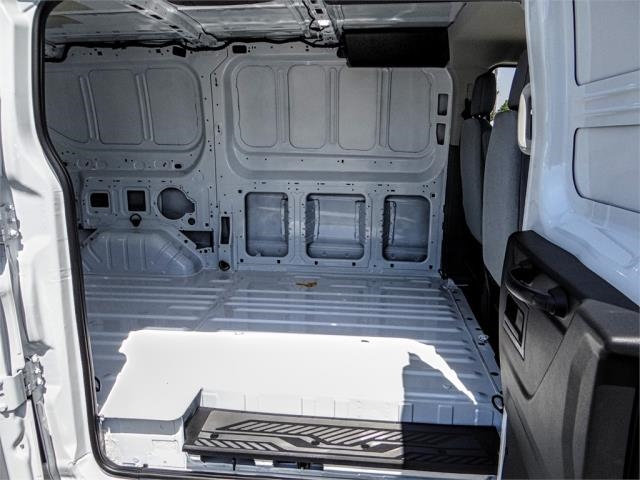 2018 Transit 150 Low Roof 4x2,  Empty Cargo Van #FJ3340 - photo 9