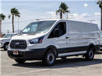2018 Transit 150 Low Roof 4x2,  Empty Cargo Van #FJ3340 - photo 1