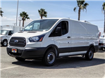 2018 Transit 150 Low Roof 4x2,  Empty Cargo Van #FJ3367 - photo 1