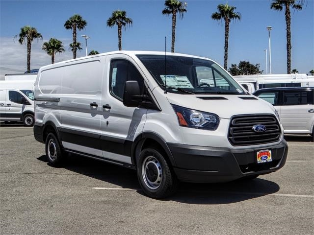 2018 Transit 150 Low Roof 4x2,  Empty Cargo Van #FJ3399 - photo 7