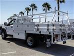 2018 F-450 Regular Cab DRW 4x2,  Scelzi Contractor Body #FJ3407 - photo 1