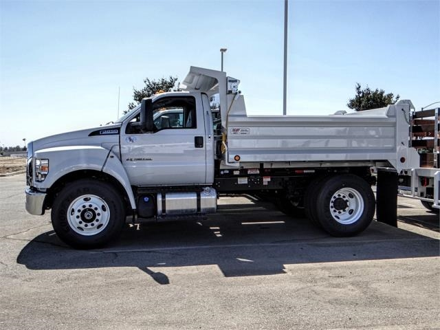 2018 F-650 Regular Cab DRW 4x2,  Scelzi Dump Body #FJ3425 - photo 3