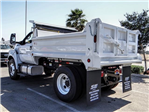 2018 F-650 Regular Cab DRW 4x2,  Scelzi Dump Body #FJ3453 - photo 1
