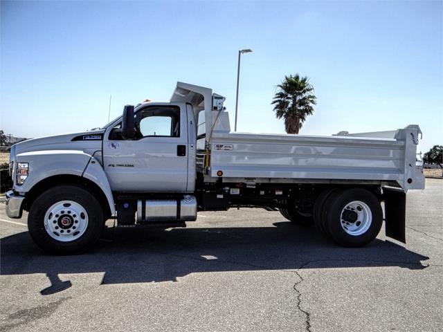 2018 F-750 Regular Cab DRW 4x2,  Scelzi Dump Body #FJ3454 - photo 3