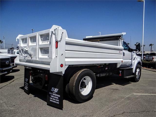 2018 F-750 Regular Cab DRW 4x2,  Scelzi Dump Body #FJ3454 - photo 4
