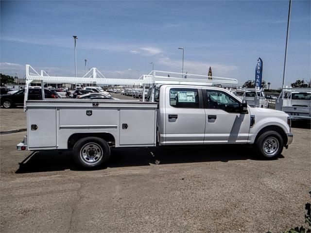 2018 F-350 Crew Cab 4x2,  Scelzi Service Body #FJ3628 - photo 5