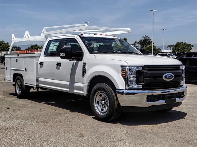 2018 F-350 Crew Cab 4x2,  Scelzi Service Body #FJ3628 - photo 6