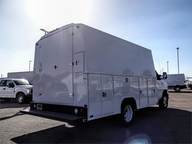 2018 E-350 4x2,  Harbor Service Utility Van #FJ3699 - photo 4