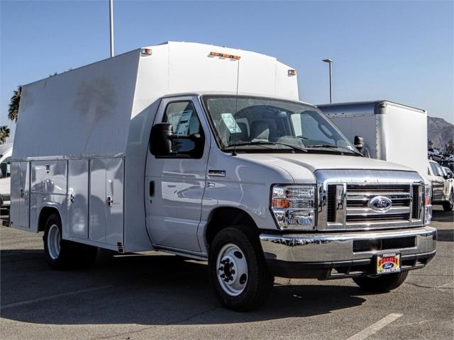 2018 E-350 4x2,  Harbor Service Utility Van #FJ3699 - photo 6
