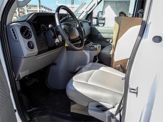 2018 E-350 4x2,  Harbor Service Utility Van #FJ3699 - photo 8