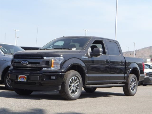 2018 F-150 SuperCrew Cab 4x4,  Pickup #FJ3721 - photo 1