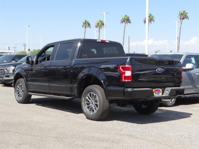 2018 F-150 SuperCrew Cab 4x4,  Pickup #FJ3721 - photo 2