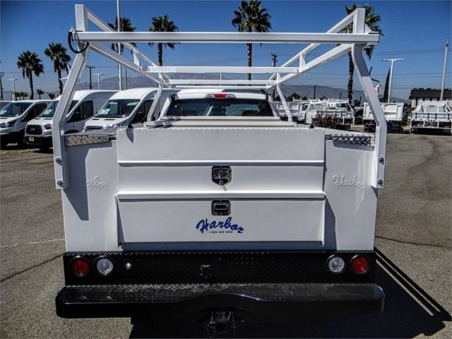 2018 F-350 Regular Cab 4x2,  Harbor Service Body #FJ3724 - photo 9