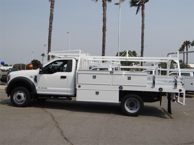 2018 F-450 Regular Cab DRW 4x2,  Scelzi Contractor Body #FJ3726 - photo 3