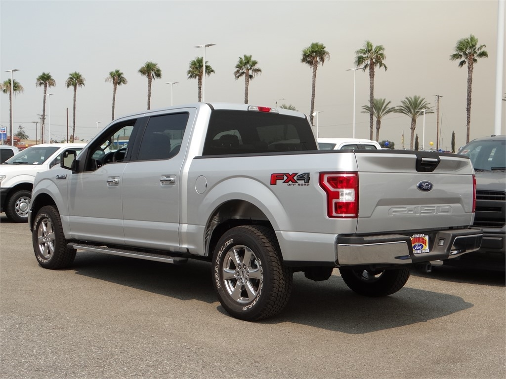 2018 F-150 SuperCrew Cab 4x4,  Pickup #FJ3821DT - photo 1