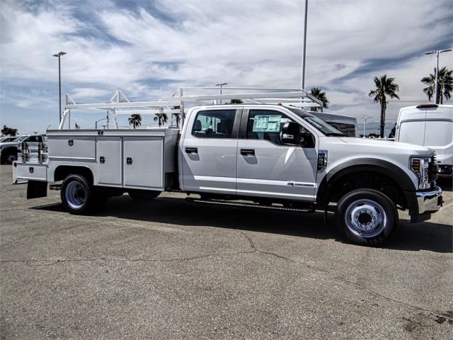 2018 F-550 Crew Cab DRW 4x2,  Scelzi Combo Body #FJ3927 - photo 5