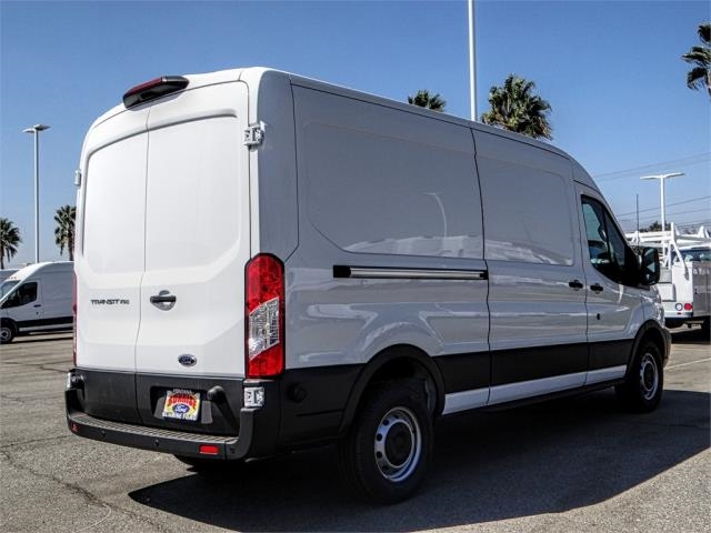 2018 Transit 250 Med Roof 4x2,  Empty Cargo Van #FJ3985 - photo 5