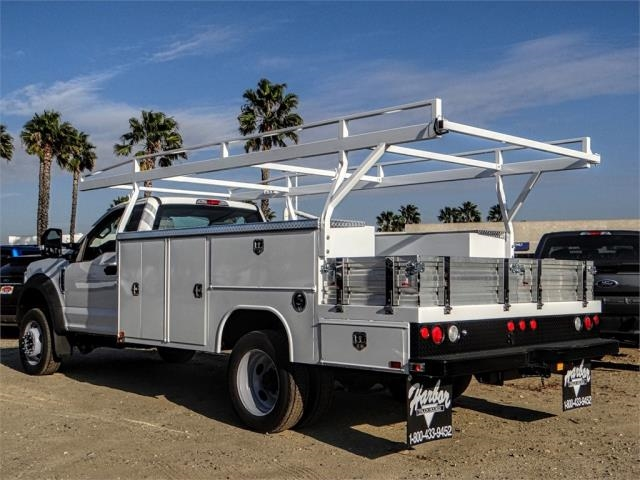 2018 F-450 Regular Cab DRW 4x2,  Harbor Combo Body #FJ4220 - photo 2