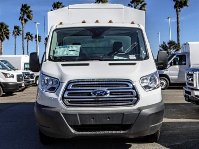 2018 Transit 350 HD DRW 4x2,  Harbor Service Utility Van #FJ4517 - photo 7