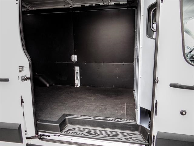 2018 Transit 250 Med Roof 4x2,  Empty Cargo Van #FJ4701 - photo 9