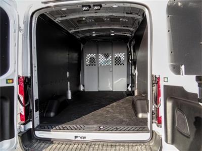 2018 Transit 250 Med Roof 4x2,  Empty Cargo Van #FJ4871 - photo 2