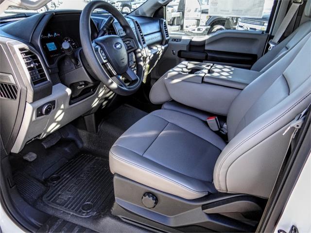 2018 F-550 Regular Cab DRW 4x2,  Scelzi Contractor Body #FJ4908DT - photo 7