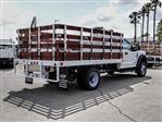 2018 F-450 Regular Cab DRW 4x2,  Scelzi WFB Stake Bed #FJ4964DT - photo 5