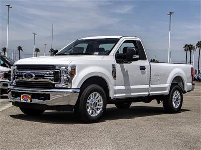 2019 F-250 Regular Cab 4x2,  Pickup