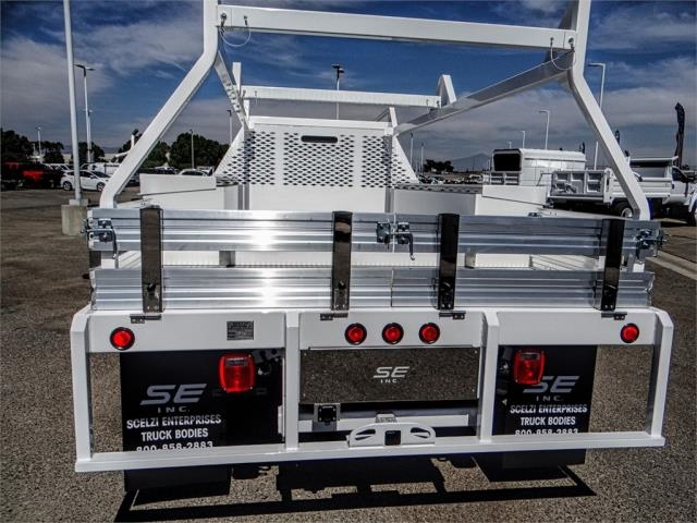 2019 F-450 Crew Cab DRW 4x2,  Scelzi Contractor Body #FK0151 - photo 9