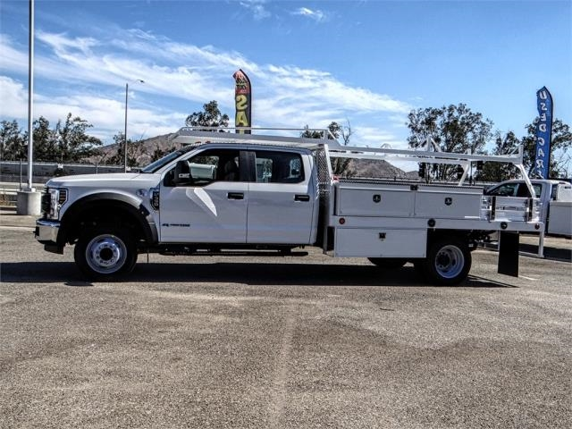 2019 F-450 Crew Cab DRW 4x2,  Scelzi Contractor Body #FK0151 - photo 3