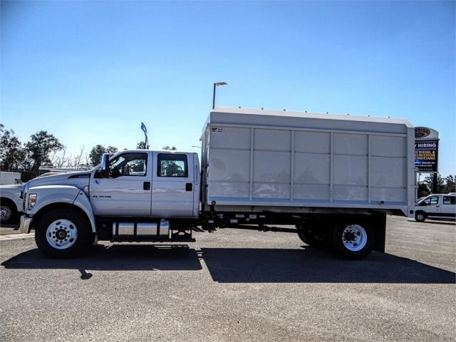 2019 F-650 Crew Cab DRW 4x2,  Scelzi Chipper Body #FK0186 - photo 3