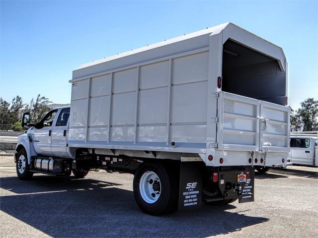 2019 F-650 Crew Cab DRW 4x2,  Scelzi Chipper Body #FK0186 - photo 2