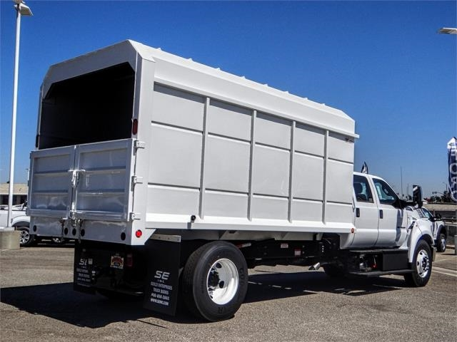 2019 F-650 Crew Cab DRW 4x2,  Scelzi Chipper Body #FK0186 - photo 4